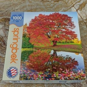 Jigsaw Puzzle - Maple Reflections